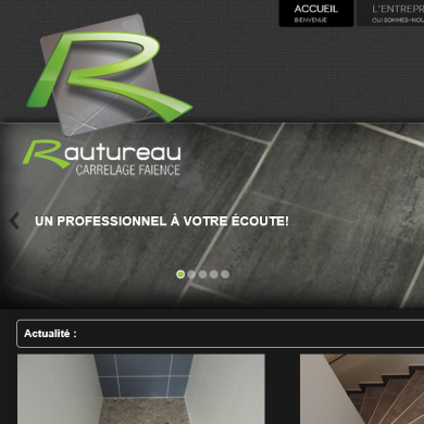 Carrelage Rautureau